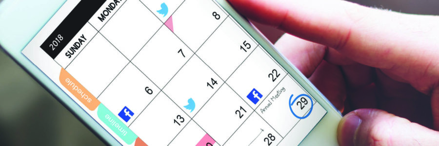 Social Media Resolutions for 2018